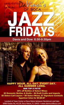Davis and Dow Fridays