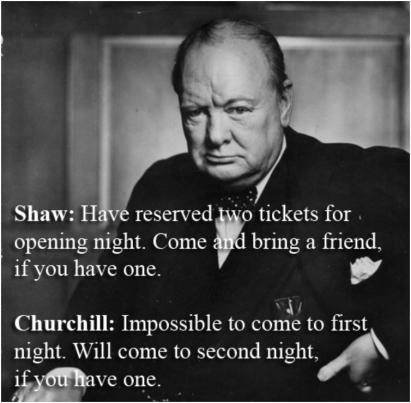 Churchill